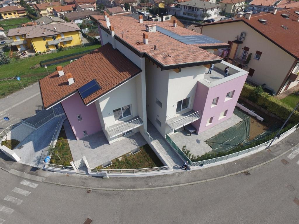 San Bortolo - 1 Casa Indipendente e 5 Appartamenti CasaClima Classe A