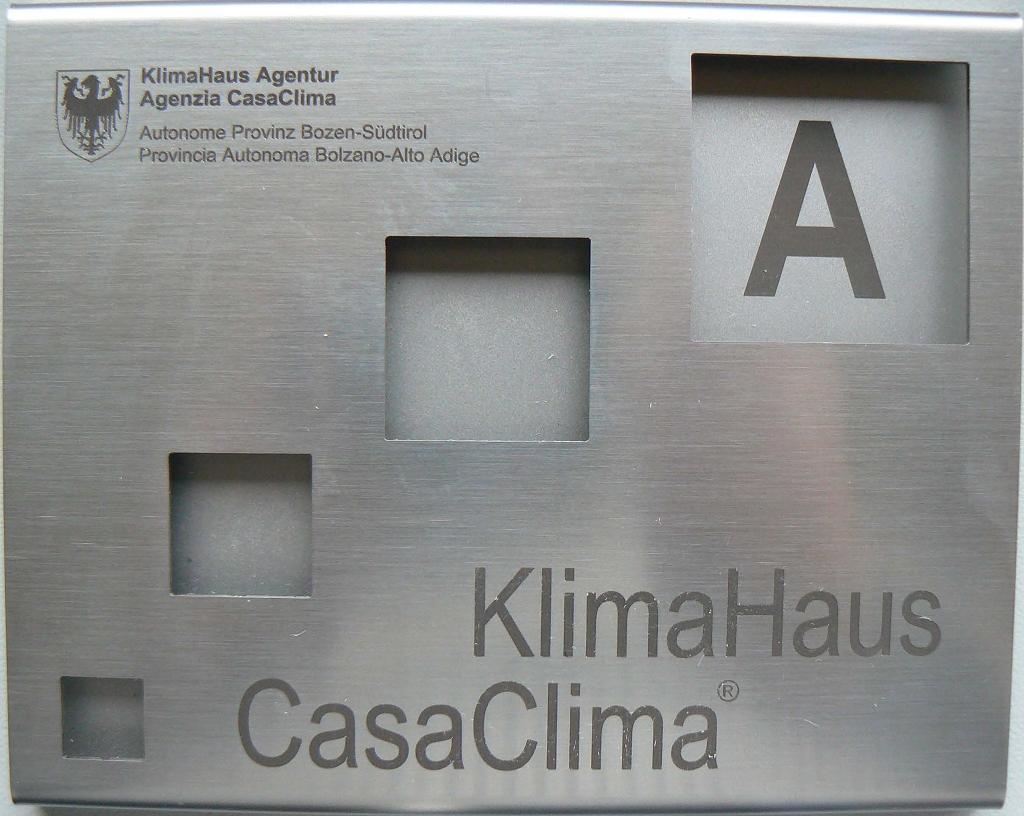 Presentazione Casa Clima e Risparmio Energetico